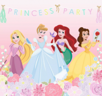 Фототапет 111386 Princess Party