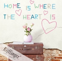 Фототапет 321556 Home is where the Heart is